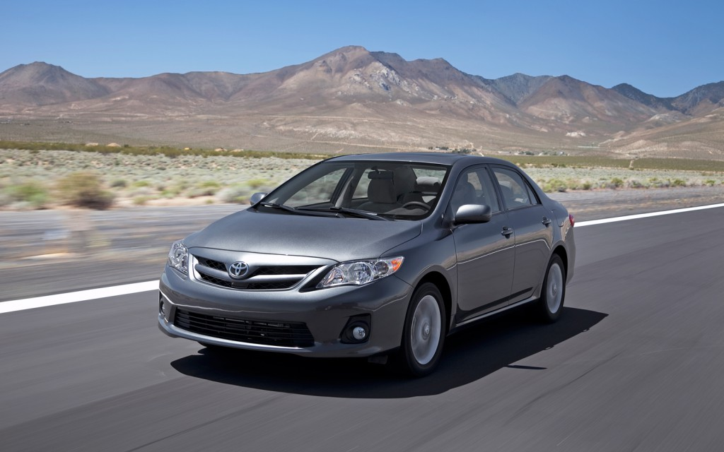 Used 2011 Toyota Corolla in Alberta